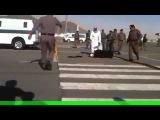 Казнь женщины прямо на улице в Саудовской Аравии 2015