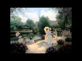 Серенада из оперы Ж. Бизе Пертская красавица.