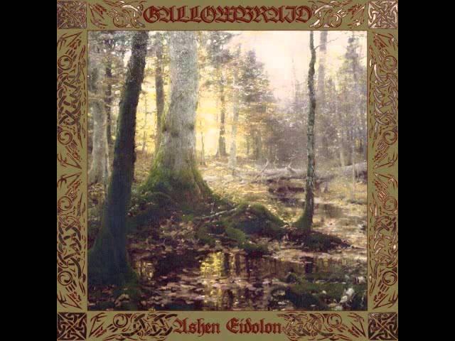 Gallowbraid - Ashen Eidolon (Full Album)