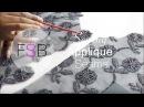 Sewing Lace Seams