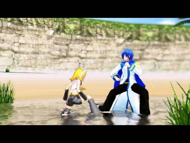 [MMD] Rin's Ultra 2 in SSFIV!