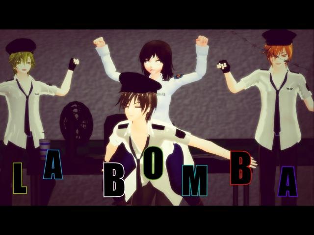 (MMD x FNAF) When you reach to 6am (LA BOMBA)