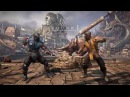 Mortal Kombat X Scorpion vs. Sub-Zero [Hard] Epic Battle!