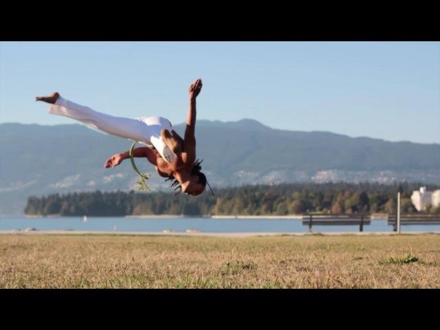 Capoeira Solo by Grad. Polvo, Axé Capoeira, ABC 2015