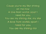 Reamonn - Star (lyrics)
