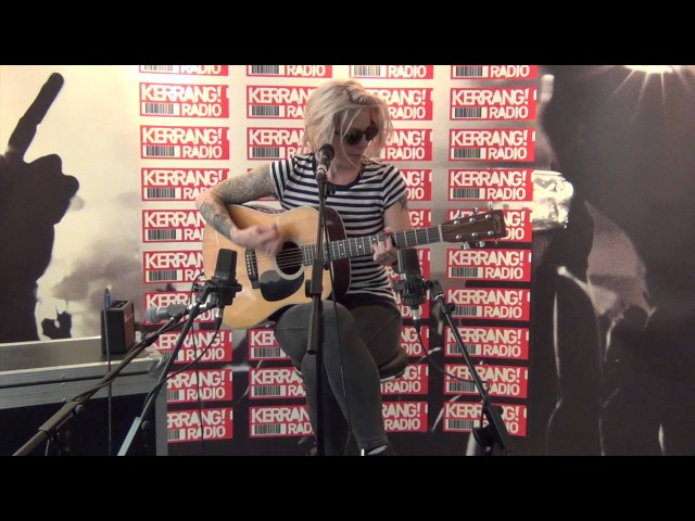 Brody Dalle - Hybrid Moments (Kerrang! Radio Live Session, Misfits Cover)