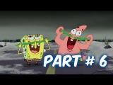 Прохождение игры Губка Боб Квадратные штаны # 6 Детектив Спанч Боб и его друг Патрик