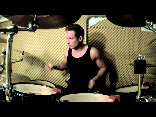 Fleshgod Apocalypse - The Violation [Drums - by Jan Benkwitz]