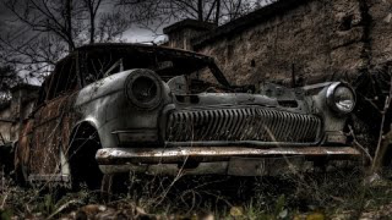 Машины призраки Необъяснимо но Факт