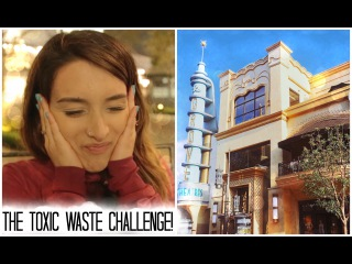 Life in LA: Toxic Waste Challenge + Floating Camera