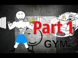 The story of one of bodybuilder ( Part 1)