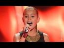 Alexa Sings Girl On Fire | The Voice Kids Australia 2014