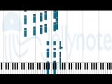 ноты Sheet Music - Petit Oiseau - Gad Elmaleh