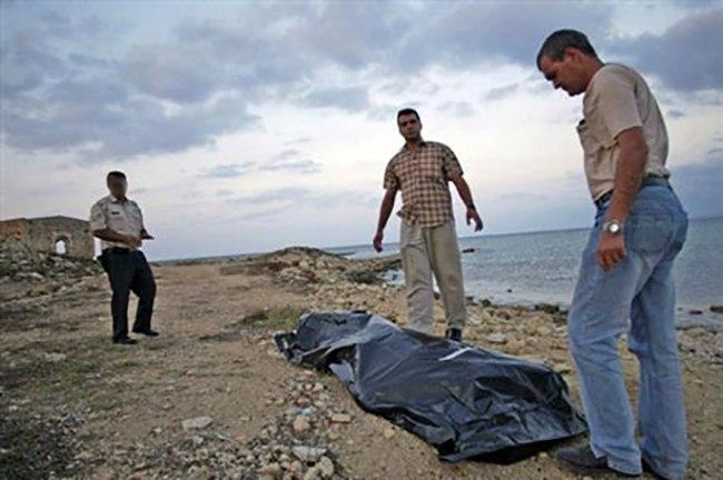 Под Таганрогом рядом с санаторием «Приморский» нашли труп мужчины без одежды