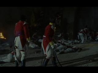 Неудачный штурм британцев (Приключения королевского стрелка Шарпа. Осада Шарпа)