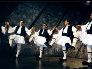 Сиртаки. Мужской танец.