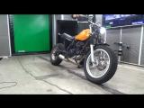 Yamaha TW200 BDS 30.09.15