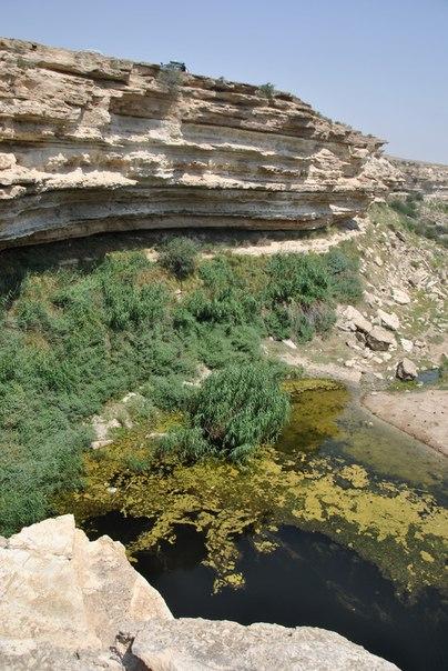 Урочище Саур и озеро Караколь