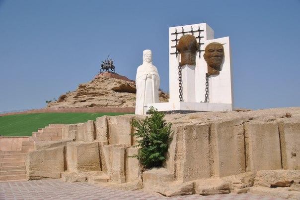 Мемориальный комплекс г. Форт-Шевченко