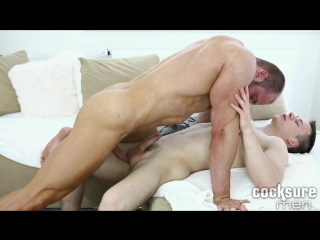 [cocksuremen] thomas ride barebacks dick keissie