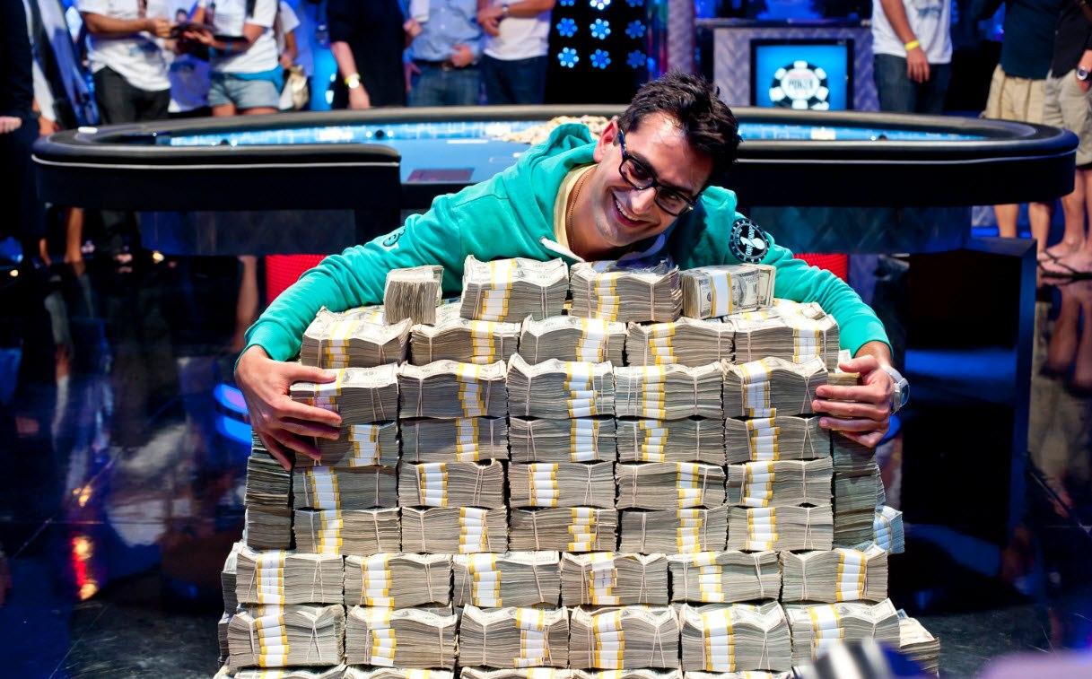 Крупные победители в казино — истории крупнейших