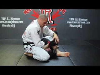 Awesome Armbar From The Mount