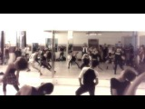 Neon Jungle - Braveheart in Berlin / @Brianfriedman Choreography