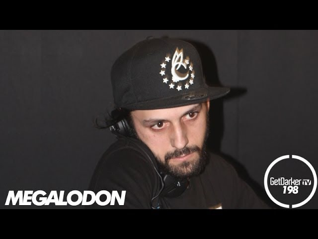 GetDarkeTV 198 - Megalodon