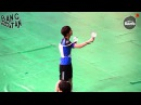 ENG 150928 BANGTAN BOMB Cheerleader jin with ARMY Bomb ─○