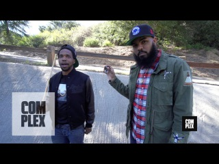 Curren$y & Stalley Play The Most Dangerous Game On