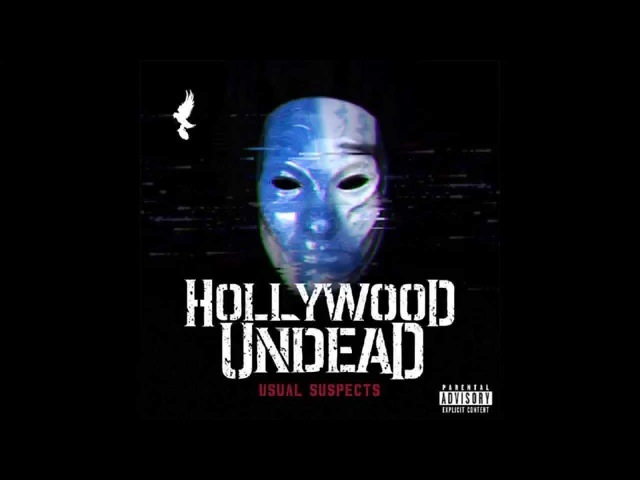 Hollywood Undead - Usual Suspects ( Instrumental Cover) (Audio)