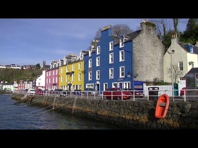The Isle of Mull Scotland