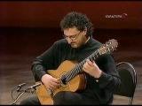 'Virtuosos of Guitar 2008' festival, Moscow. Aniello Desiderio