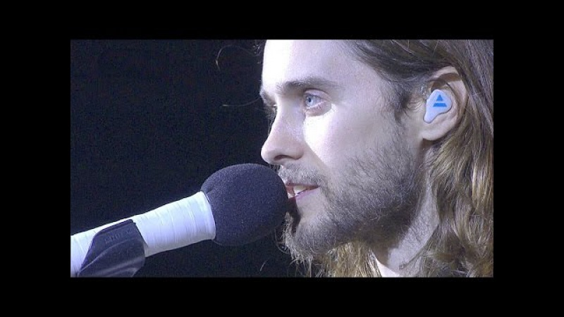 30 Seconds to Mars The Kill live 2013