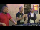 Аудио Школа Dj Грува - Мастер-класс Dj Groove, Dj Fonar, Viktor Strogonov