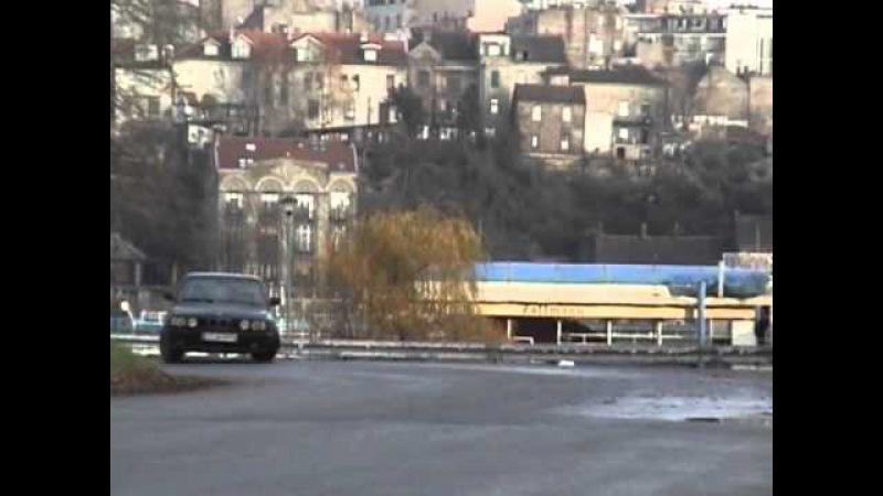 Old School Mania BMW e34 drift