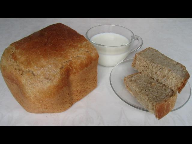 Как готовить в домашних условиях хлеб