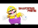 World of Nintendo Wario Jakks Pacific Toy Video Game Action Figure Review