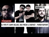DJ Vito ft. Samy Deluxe, Eko Fresh &amp Chefket - Purer Rapshit Split Video (16BARS.TV PREMIERE)