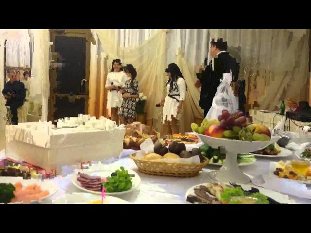 Поздравление младшей сестры на свадьбе плакала вся свадьба девочки мои любимые