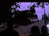 Во время грозы, вечеринка в Тбилиси на Лисьем озере. 13/06/2015