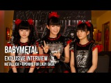 BabyMetal on Meeting Metallica + Opening for Lady Gaga