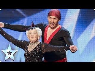Spectacular Salsa - Paddy Nico - Electric Ballroom | Britain's Got Talent 2014