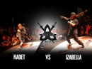 P.L.U.R.BATTLE CONSTANTA 2015|HIP-HOP 1/2 1X1|KADET(win) VS IZABELLA