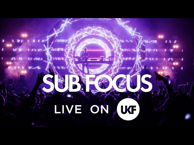 Sub Focus Live @ The Roundhouse, London (19.10.2013)