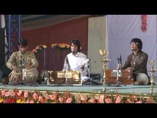 MANISH RATHORE (RATHORE BANDHU) RAAG DARBARI IN SAHAJA YOGA AT NIRMAL DHAM (DELHI) PT 2