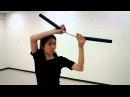 Nunchaku Technique Practice