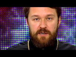 Митрополит Иларион. Лекция «Православная икона»