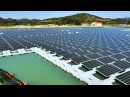 Kyocera TCL Solar Inaugurates Floating Mega Solar Power Plants in Hyogo Prefecture, Japan