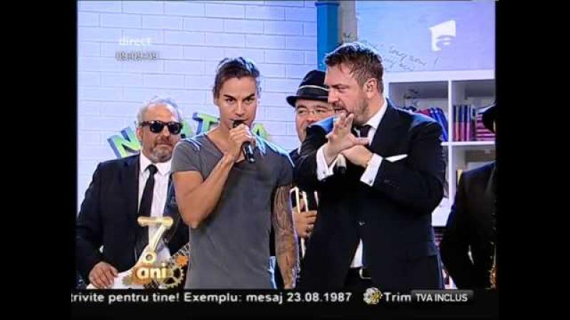 Julio Iglesias JR. feat. Horia Brenciu - My Way (LIVE)